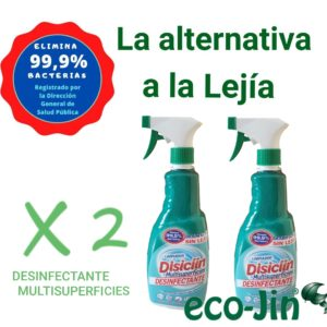 eco-jin desinfectante
