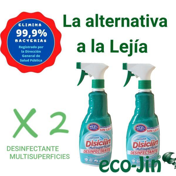 eco-jin desinfectante